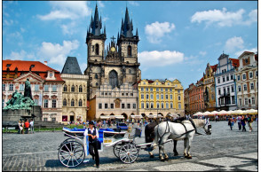 KAROLY VARY - PRAGUE -【CZECH REPUBLIC】
