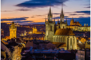 PRAGUE FREE DAY OR PRAGUE CITY TOUR -【CZECH REPUBLIC】