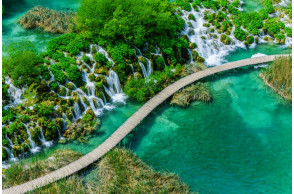 ZAGREB FREE DAY OR PLITVICE LAKES NATIONAL PARK-【CROATIA】